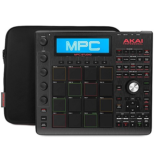 Akai Professional MPC Studio Black Music Production Controller with