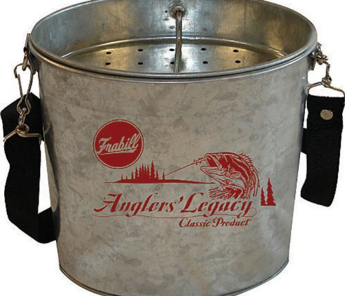 Bucket Wade - Frabill 2qt Wading Can