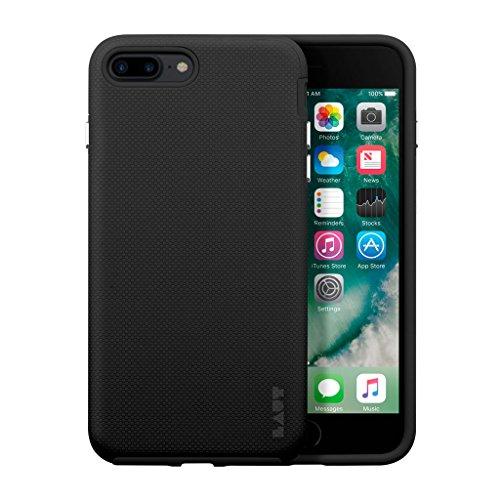 LAUT - SHIELD case für iPhone 8 Plus & iPhone 7 Plus (Black)