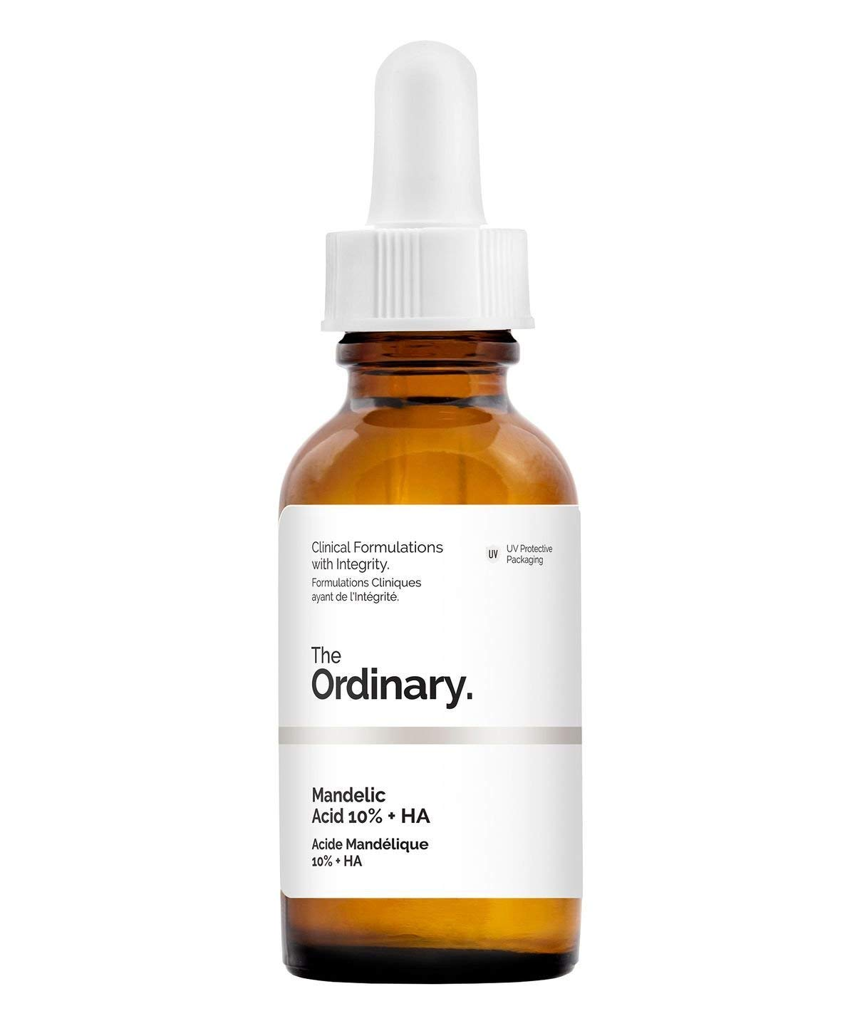 The Ordinary Mandelic Acid 10% + HA with AHA and Hyaluronic Acid (30ml)