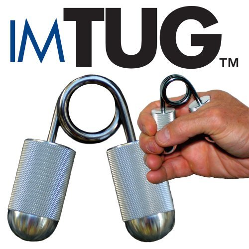 IronMind TUG Gripper: Focus on Your Fingers by IronMind
