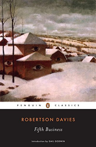 Fifth Business (Penguin Classics) by Robertson Davies (2001-01-01)