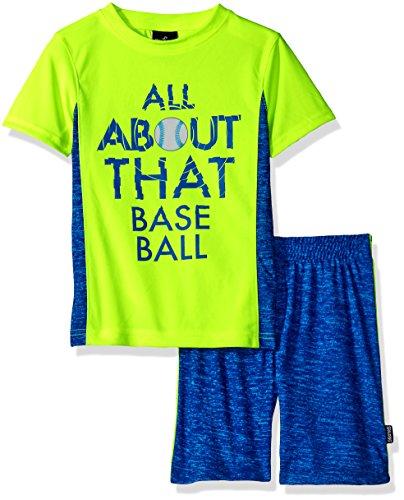 Spalding Boys Athletic Sleeve Short