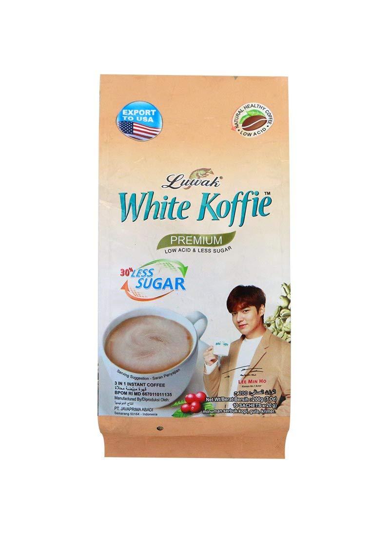 一番人気物 Luwak B07J2F1FBG Brand Brand luwak koffieレスシュガー3in1のインスタントコーヒー10-ct、200グラム(10パック) Luwak B07J2F1FBG, 生地のお店 グラニー:32ef5810 --- svecha37.ru