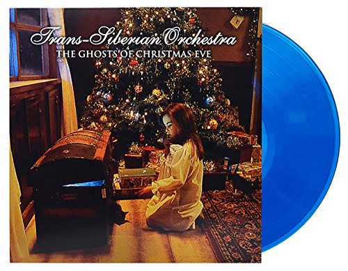 (Trans-Siberian Orchestra -The Ghosts of Christmas Eve Exclusive Blue Vinyl)