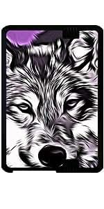 "Funda para Kindle Fire HD 7"" (2012 Version) - Wolf_2014_0962"