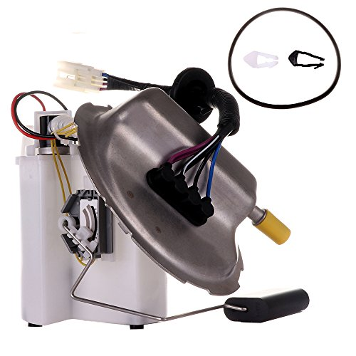 Mercury Ford Tracer (ECCPP Electric Fuel Pump Module Assembly w/Sending Unit Replacement for Mercury Tracer Ford Escort SE 1999 2000 2001 2002 2003 2.0L L4 122ci E2246M)