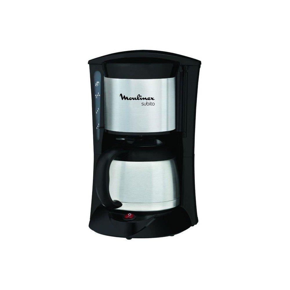 Moulinex FT1105 NL - Cafetera isotérmica (acero inoxidable, 870 W ...