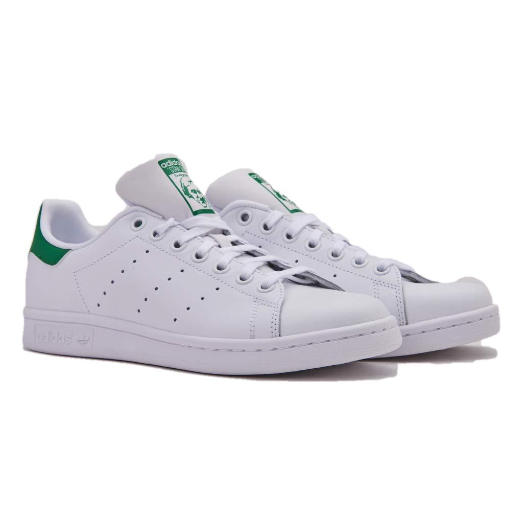 huge discount 5eea9 cec04 adidas Stan Smith J Sneaker Unisex-Bambini, Bianco Ftwr White Gold Met, 40  EU  Amazon.it  Scarpe e borse