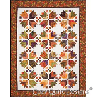 Pattern Cozy Quilt Designs (Harvest Pattern A Strip Club Pattern by Cozy Quilt Designs)
