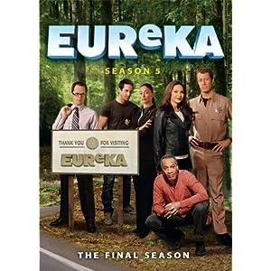 Eureka: Season 5 (2013)