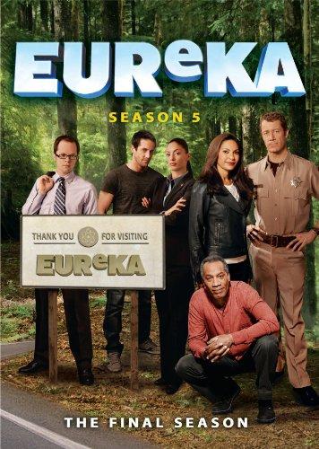 eureka dvd tv series - 3