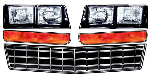 - Allstar Performance ALL23014 Monte Carlo SS Nose Decal Kit, Stock Grille