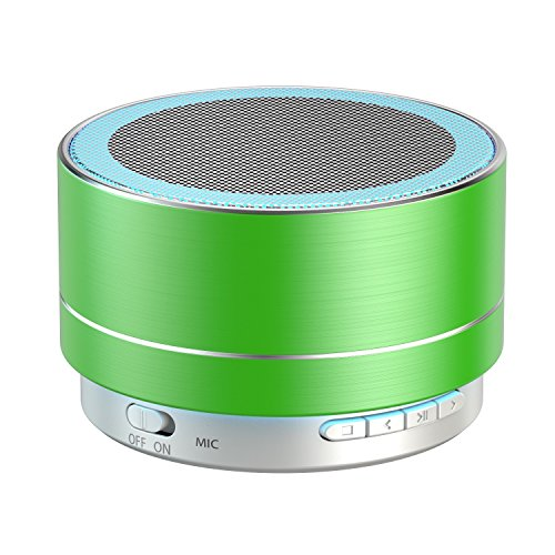 Portable Wireless Stereo Bluetooth Speaker With Handsfree 3.