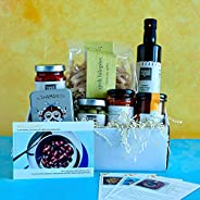 The Zelos Greek Gourmet Subscription Box - A Curated Collection of Authentic, All-Natural and Organic, Small-B