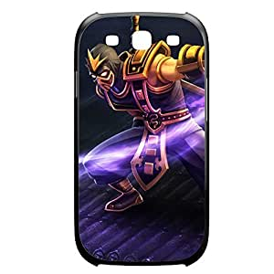 Shen-006 League of Legends LoL case cover for Samsung Galaxy S3, I9003 - Plastic Black