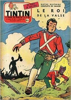 Livres gratuits en ligne Tintin n° 381 - 1956 pdf, epub