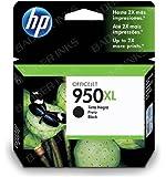 HP 950XL Black Original High Capacity Printer Ink Cartridge HP950XL - Fits HP Officejet Pro 8100, 8600, 8600 Plus,