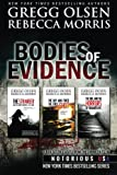 Bodies of Evidence (True Crime Collection): From the Case Files of Notorious USA (Volume 1)