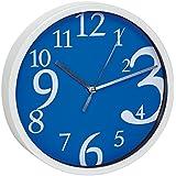 TFA 60.3034.04–Horloge murale électronique, 200mm bleu