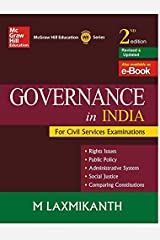 Governance in India Kindle Edition