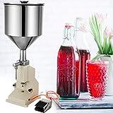 VEVOR A02 Bottle Filling Machine 5-50ml Liquid