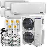 PIONEER Air Conditioner Pioneer Multi Split Heat Pump Quint (5 Zone)
