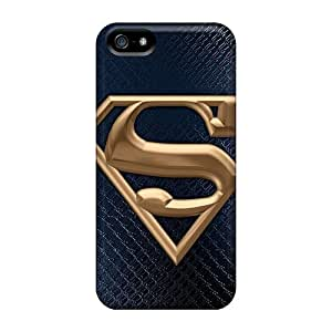 Iphone 5/5s Iqg8031wKHv Unique Design Attractive Superman Image Best Cell-phone Hard Cover -RichardBingley