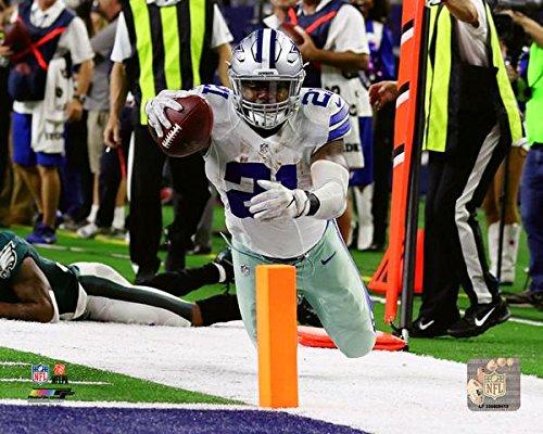 Dallas Cowboys Ezekiel Elliott 8x10 Photo, Picture