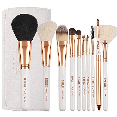 Professional Brushes 10 Piece Synthetic Handles product image