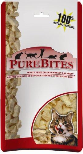 PureBites Chicken Cat Treats, 1.09-Ounce, My Pet Supplies