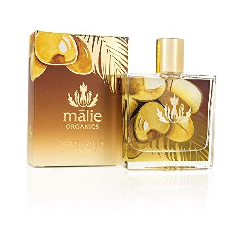 Malie Jasmine Perfume (Malie Organics Eau de Parfum - Coconut)