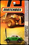 Matchbox Vw Beetle Bug Taxi #56 3 Lug Collector Scale 1/64 by Mattel