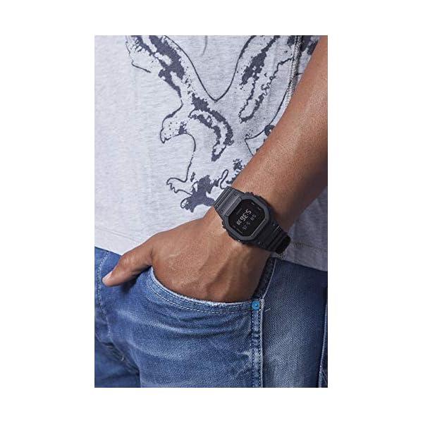 Casio Reloj de Pulsera DW-5600BB-1ER 6