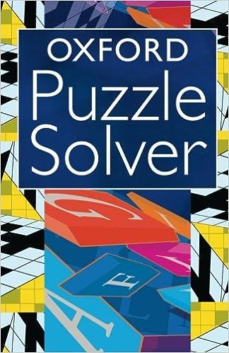 oxford puzzle solver amazon co uk catherine soanes 9780192807120