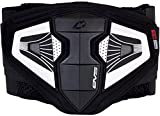 EVS BB04 Impact Kidney Belt-Black-M