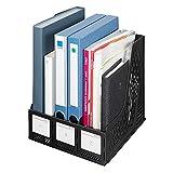 Deli Magazine File Book Holder Desktop Organizer