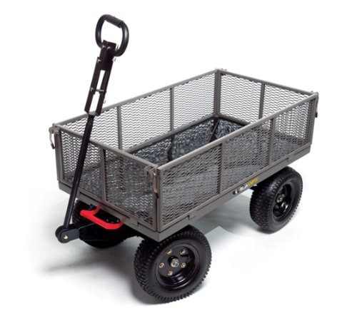 Gorilla Carts GORMP 12 Removable Convertible
