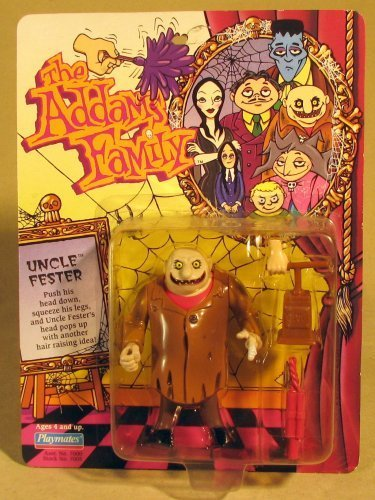 Uncle Fester from The Addams Family Action Figure by The Addams Family