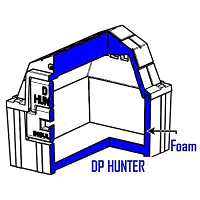 DP Hunter Insulated Dog House