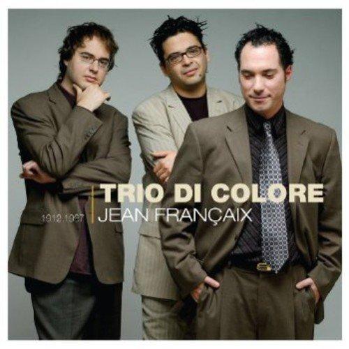 Yuval Trio - jean francaix