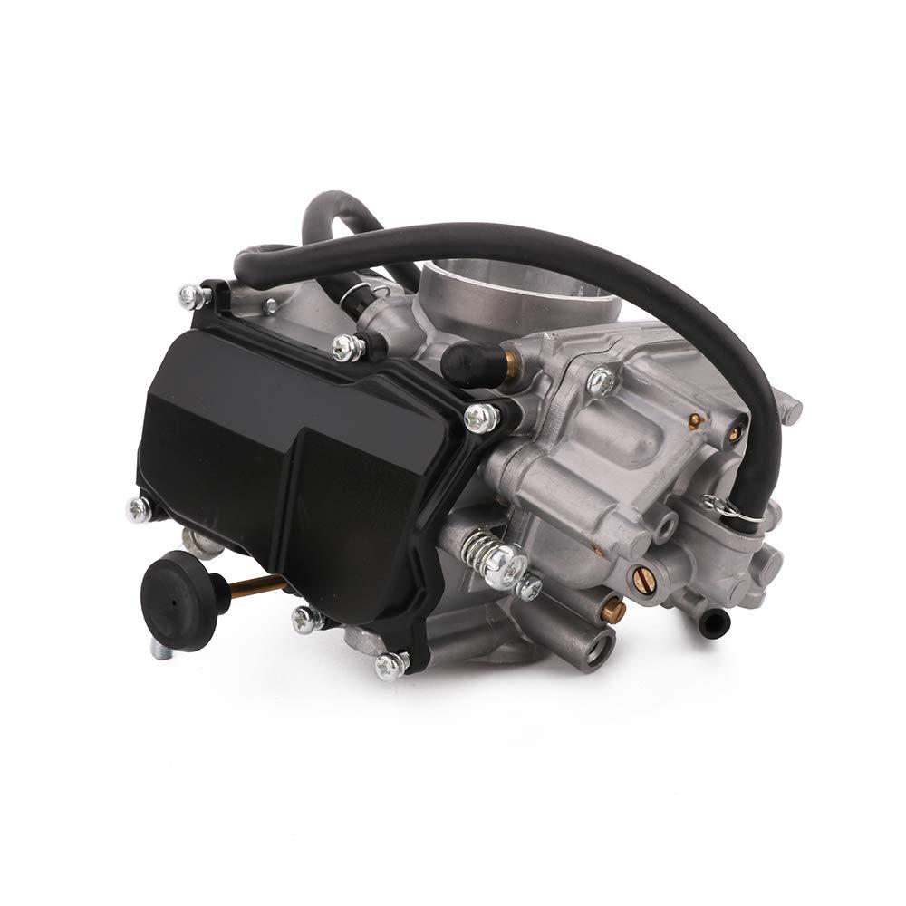 Carburateur de collecteur dadmission de c/âble de Starter PZ27 27mm 140cc 160cc 200CC Sunl Taotao Racing ATV Quad Moto Dirt Bike Scooter