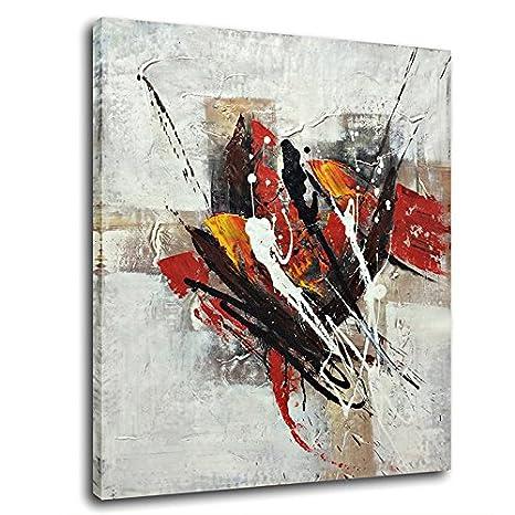 Raybre Art® 50 x 60cm 100% Dipinti a Mano - Quadri su Tela Pittura ...
