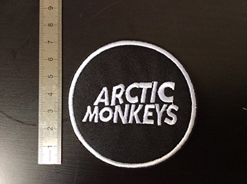 ECUSSON PATCHES AUFNAHER TOPPA - ARTIC MONKEYS- THERMOCOLLANT