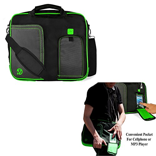 Travel Laptop Shoulder Bag Messenger Bag Brifcase Carrying Case 12.5