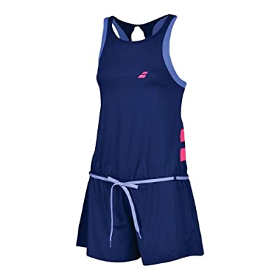 Babolat Women`s Performance Tennis Romper Estate Blue-(2WS18093-4000S18)