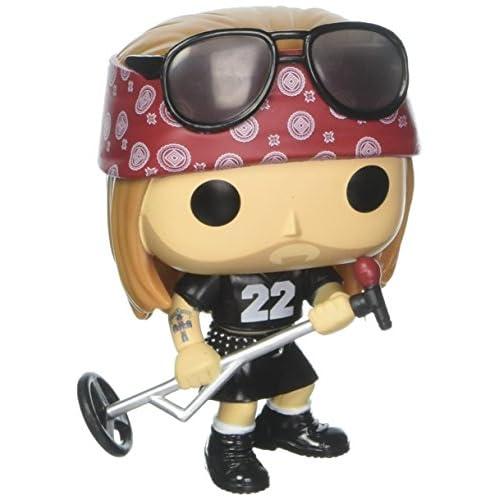 FunKo 50 - Pop - Guns 'N' Roses - Axl Rose