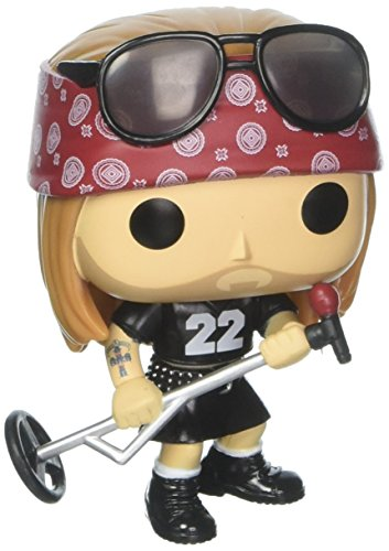 (Funko POP Rocks: Axl Rose Action Figure)