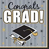 Grad Honors Beverage Napkins (125ct)