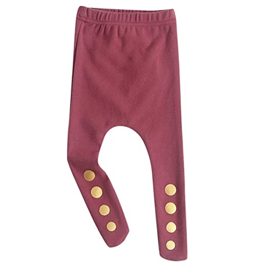 11e9e4c2d498b Amazon.com: Toddler Baby Tights Leggings Seamless Elastic Dot Pantyhose for Baby  Girls Cotton Pants Stockings: Clothing
